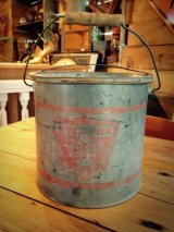 Antique  Fish Bucket