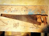 Antique Saw