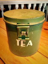 Antique Can (Tea)