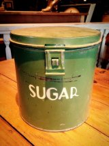 Antique Can (Sugar)