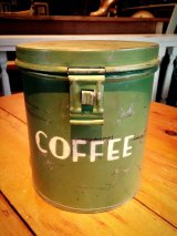 Antique Can (Coffee)