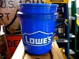 LOWE'S Encore Plastics 5Gallon Plastic General Bucket
